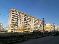 Казань, улица Академика Глушко, дом 3. многоквартирный дом