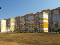 Казань, улица Академика Глушко, дом 5. многоквартирный дом
