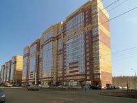 Казань, улица Академика Глушко, дом 6. многоквартирный дом