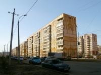 Казань, улица Академика Глушко, дом 7. многоквартирный дом