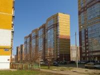 Казань, улица Академика Глушко, дом 8. многоквартирный дом