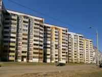 Казань, улица Академика Глушко, дом 9 к.1. многоквартирный дом