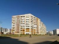 Казань, улица Академика Глушко, дом 9 к.2. многоквартирный дом