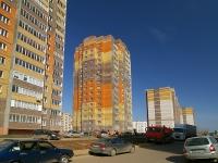 Казань, улица Академика Глушко, дом 10А. многоквартирный дом