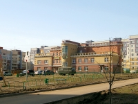 Kazan, nursery school №48, Бэлэкэч, комбинированного вида, Akademik Glushko st, house 11А