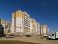 Казань, улица Академика Глушко, дом 12А. многоквартирный дом