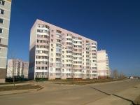 Казань, улица Академика Глушко, дом 14А. многоквартирный дом