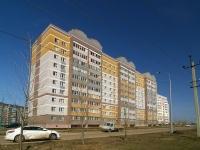 Казань, улица Академика Глушко, дом 14. многоквартирный дом