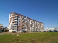 Казань, улица Академика Глушко, дом 15. многоквартирный дом