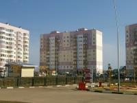 Казань, улица Академика Глушко, дом 16А. многоквартирный дом