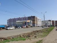 喀山市, 购物中心 Берёзка, Akademik Glushko st, 房屋 16Б