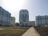Kazan, Akademik Glushko st, house 22А. Apartment house