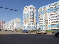 neighbour house: st. Akademik Glushko, house 22А. Apartment house