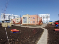 neighbour house: st. Akademik Glushko, house 22Д. nursery school №67, Кучтэнэч
