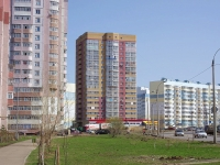 neighbour house: st. Akademik Glushko, house 22Г. Apartment house