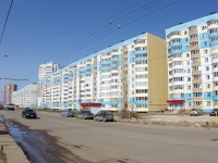 neighbour house: st. Akademik Glushko, house 22. Apartment house