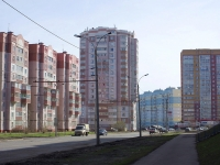 neighbour house: st. Akademik Glushko, house 24. Apartment house