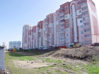 Казань, улица Академика Глушко, дом 26. многоквартирный дом