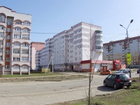 neighbour house: st. Akademik Glushko, house 28. Apartment house