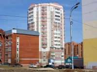 neighbour house: st. Akademik Glushko, house 49. Apartment house