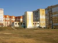 Казань, улица Академика Глушко, хозяйственный корпус
