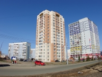 Kazan, Akademik Sakharov st, house 20. Apartment house