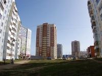 Казань, улица Академика Сахарова, дом 20. многоквартирный дом