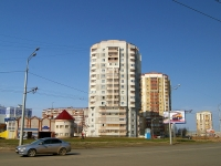 neighbour house: st. Akademik Sakharov, house 21. Apartment house