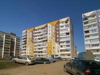 Казань, улица Галии Кайбицкой, дом 2. многоквартирный дом