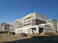Казань, улица Галии Кайбицкой, дом 3. многоквартирный дом