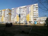 Казань, улица Галии Кайбицкой, дом 4. многоквартирный дом