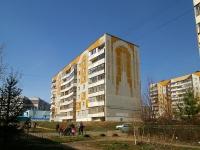 Казань, улица Галии Кайбицкой, дом 6. многоквартирный дом