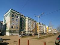 Казань, улица Галии Кайбицкой, дом 7. многоквартирный дом