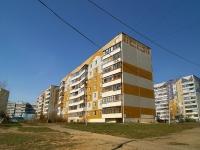 Казань, улица Галии Кайбицкой, дом 8. многоквартирный дом