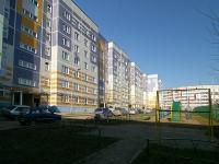 Казань, улица Галии Кайбицкой, дом 11. многоквартирный дом
