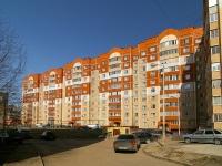 Kazan, Galii Kaybitskoy st, house 12. Apartment house