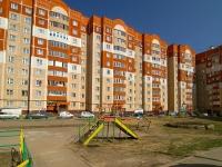 Казань, улица Галии Кайбицкой, дом 12. многоквартирный дом