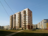 Казань, улица Галии Кайбицкой, дом 14. многоквартирный дом
