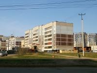 Казань, улица Галии Кайбицкой, дом 15. многоквартирный дом