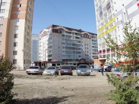 neighbour house: st. Rashid Vagapov, house 3. Apartment house