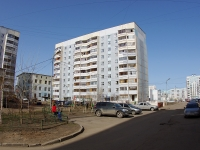 Казань, улица Рашида Вагапова, дом 5 к.1. многоквартирный дом