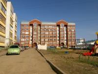 Казань, улица Рашида Вагапова, дом 6. многоквартирный дом