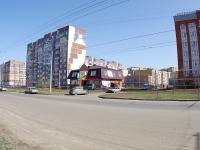 Kazan, Rashid Vagapov st, house 8/15. Apartment house