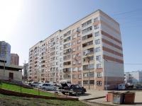 Казань, улица Рашида Вагапова, дом 9. многоквартирный дом
