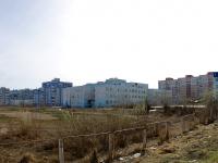 Казань, школа №171, улица Рашида Вагапова, дом 11