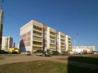 Казань, улица Рашида Вагапова, дом 12. многоквартирный дом