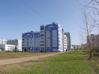 neighbour house: st. Rashid Vagapov, house 13. Apartment house