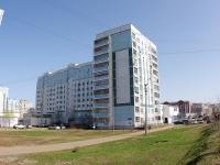 Казань, улица Рашида Вагапова, дом 15. многоквартирный дом