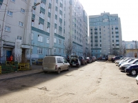 Kazan, Rashid Vagapov st, house 15. Apartment house