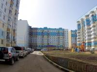 Казань, улица Рашида Вагапова, дом 23. многоквартирный дом